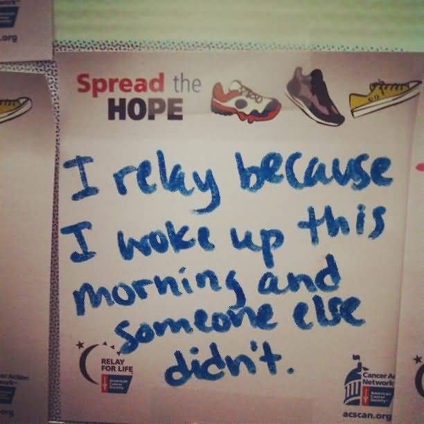 Relay For Life Quotes 09