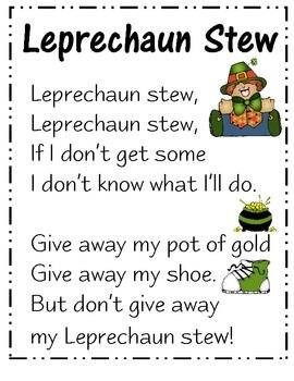 St. Patrick's Day Poems 13