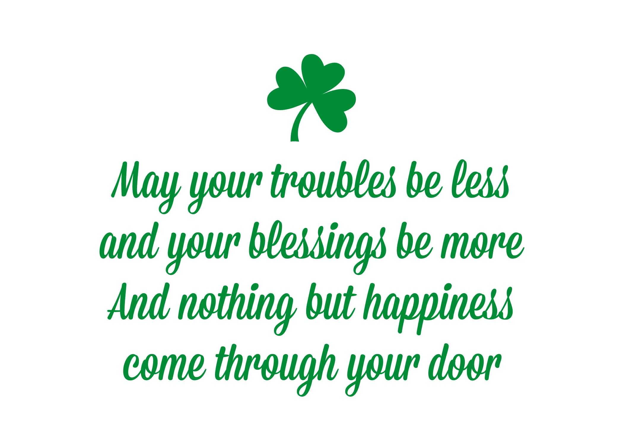 St. Patrick's Day Quotes 10