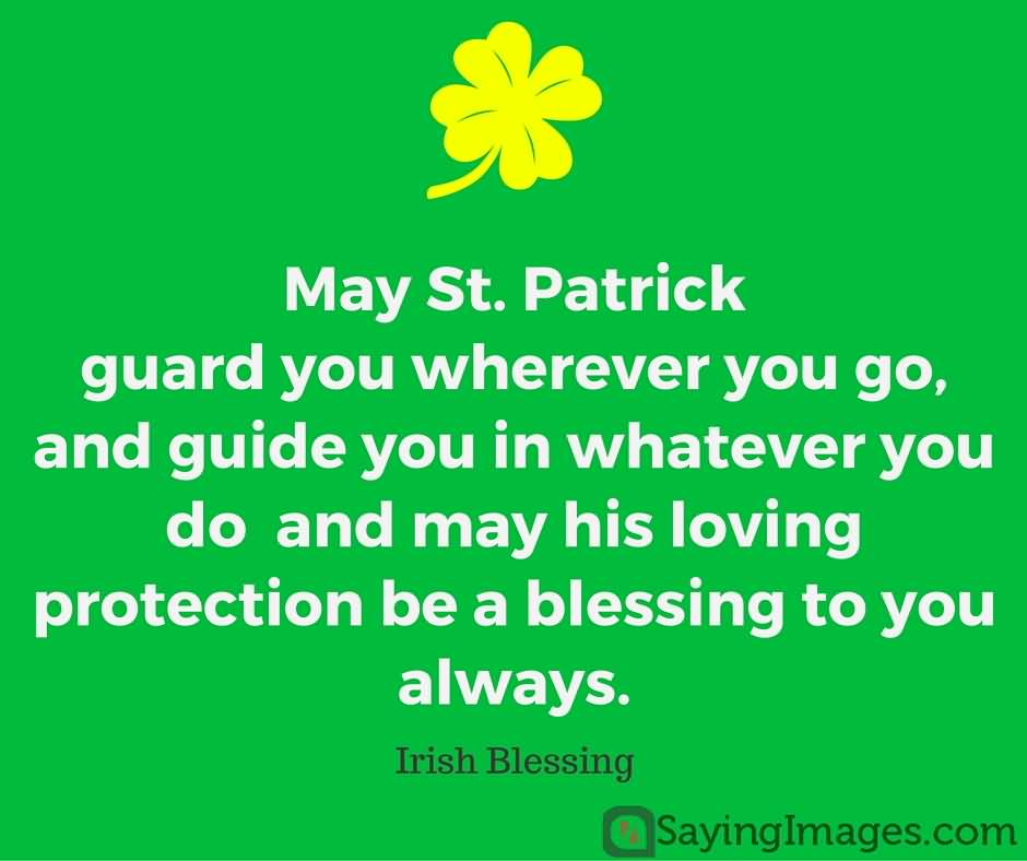 St. Patrick's Day Quotes 11