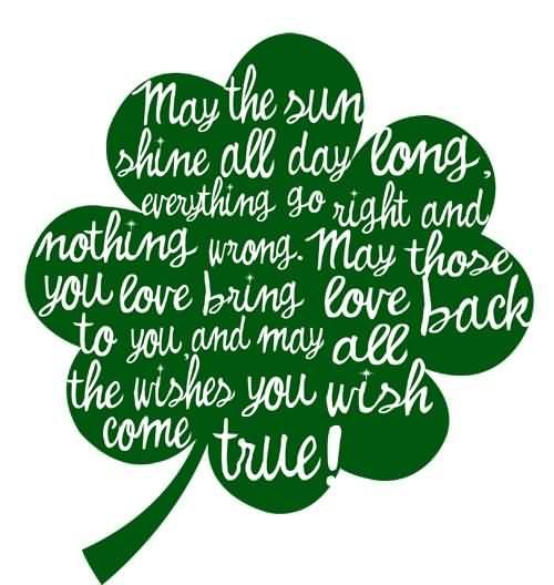 St. Patrick's Day Quotes 20