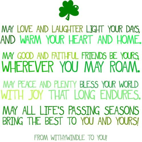 St. Patrick's Day Quotes 21