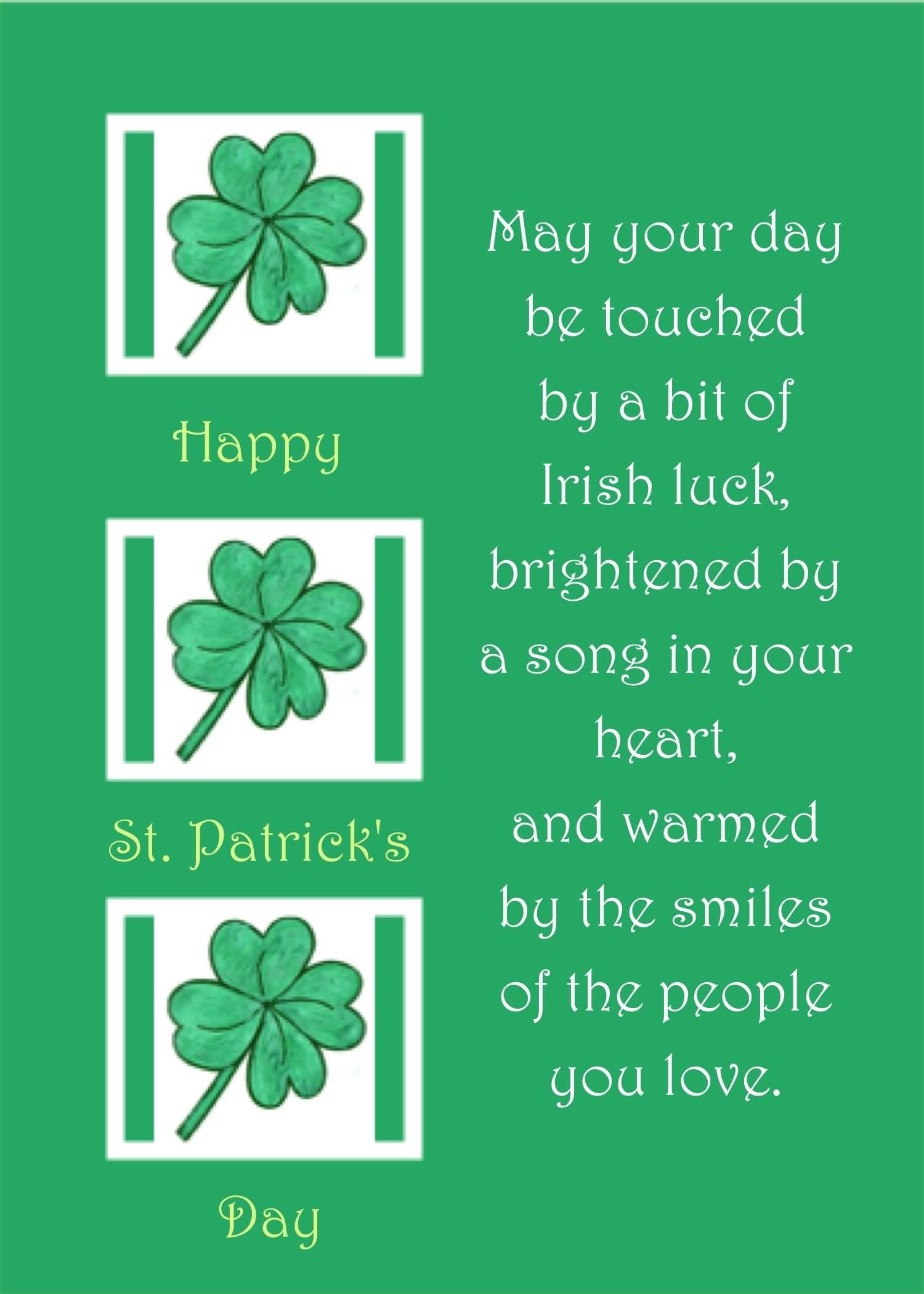 St. Patrick's Day Wish 04