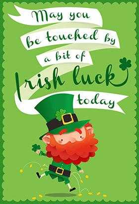 St. Patrick's Day Wish 05 St. Patrick's Day Wish