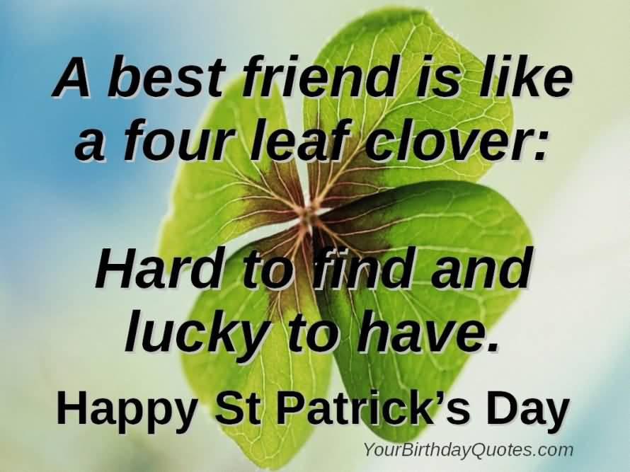 St. Patrick's Day Wish 08