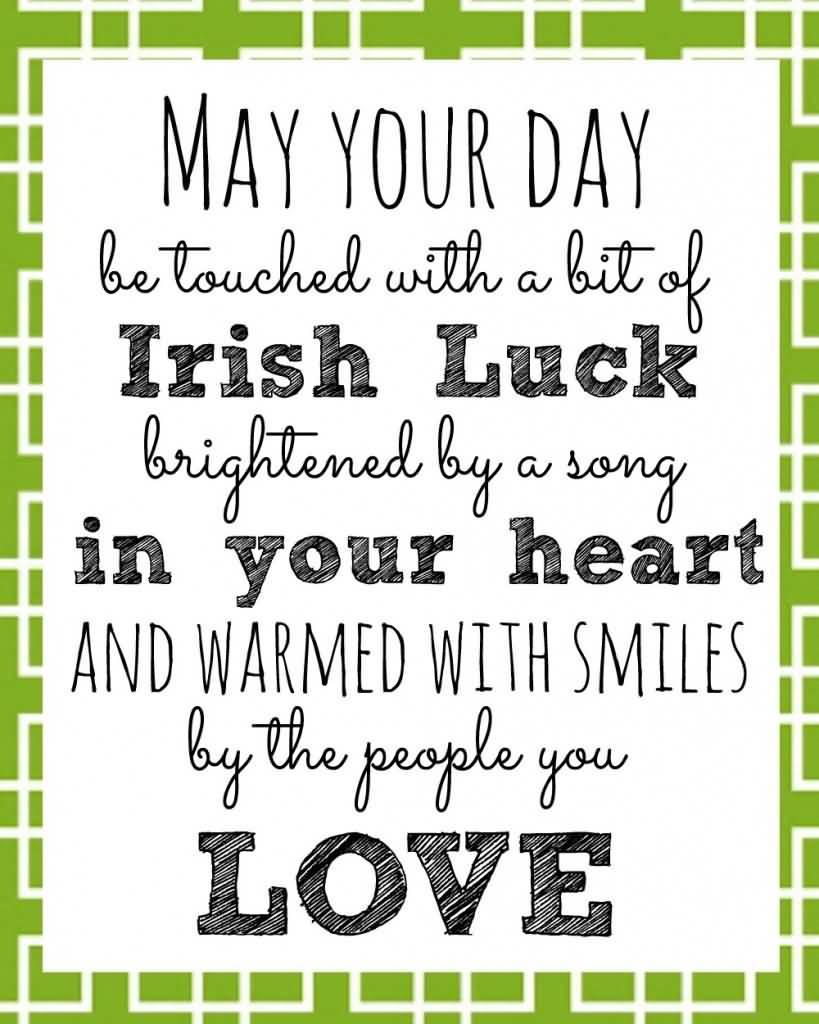 St. Patrick's Day Wish 09