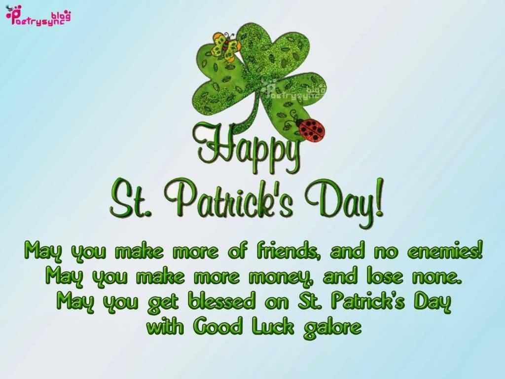 St. Patrick's Day Wish 17