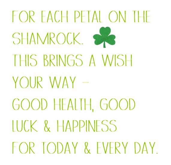 St. Patrick's Day Wish 20