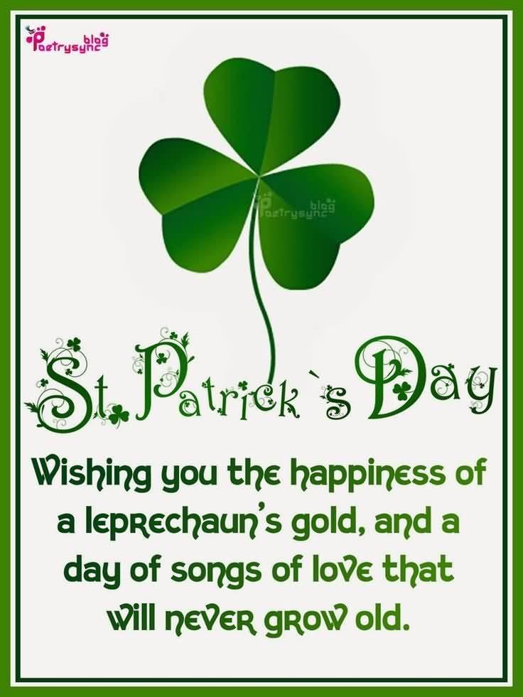 St. Patrick's Day Wish 22