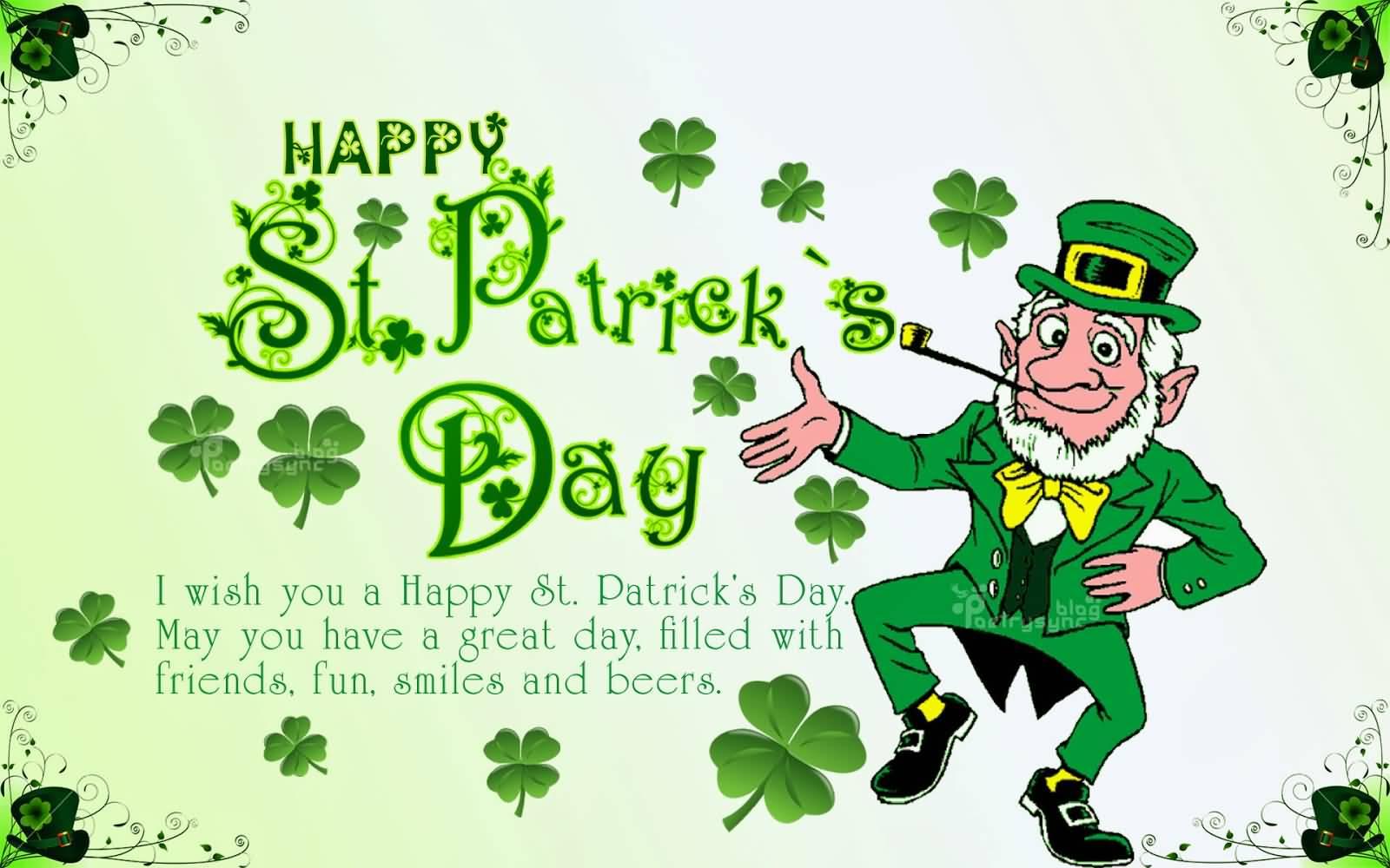 St. Patrick's Day Wish 30