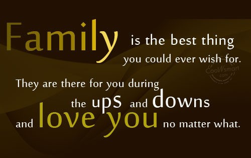 family quotes 21