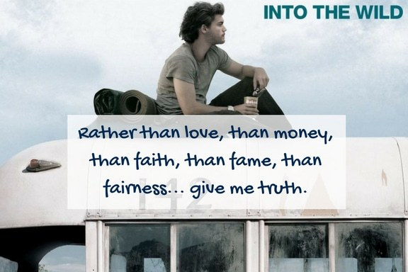 into the wild quotes 15