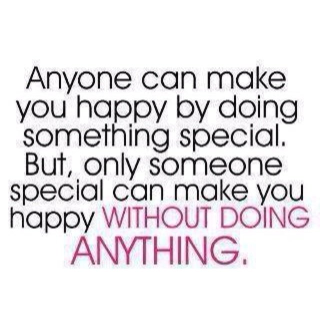 Anyone Can Make Quotes About Someone Making You Feel Special