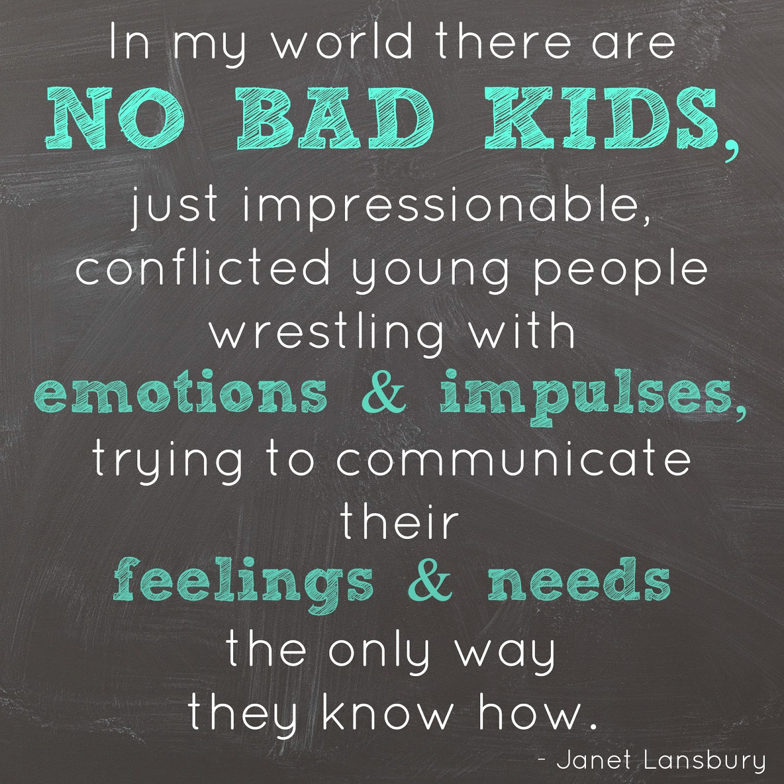 Bad Kids Quotes Picture 20