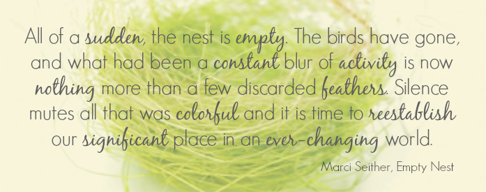 Empty Nest Syndrome Quotes 02