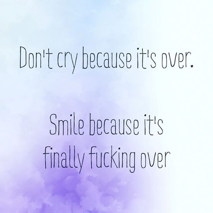 Finally Its Over Quotes Image 10