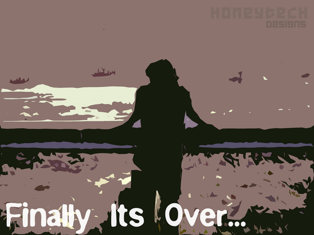 Finally Its Over Quotes Image 18