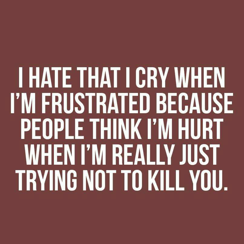 funny frustration quotes