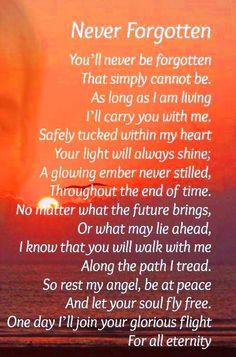 I Will Never Forget You Quotes Death Picture 04