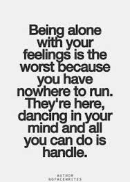 Lost Feelings Quotes Picture 01
