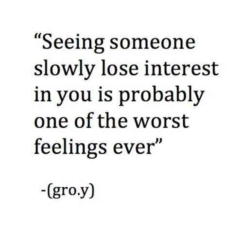 Lost Feelings Quotes Picture 03