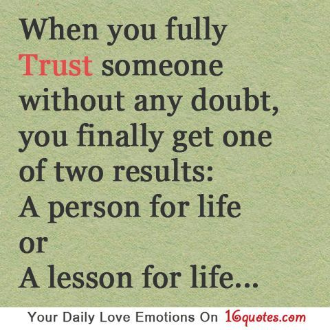 Love Them All But Trust No One Quotes Image 06