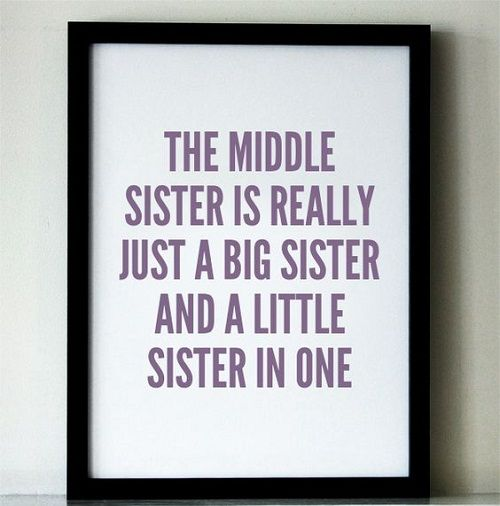 Quotes About Little Sisters And Big Sisters Image 07