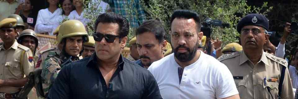 Salman Khan Jail With Bodyguard