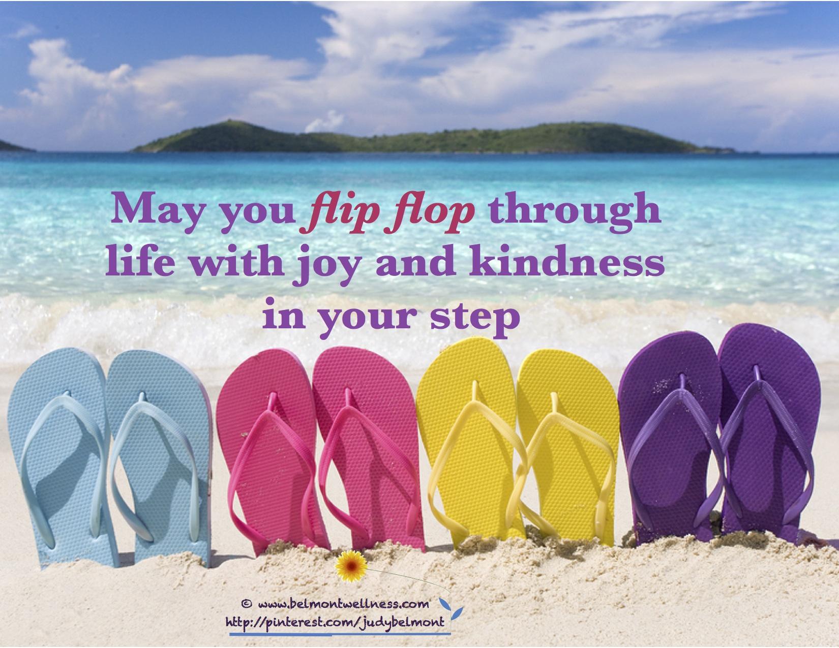 Summer Flip Flop Quotes Image 01