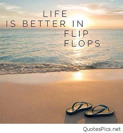 Summer Flip Flop Quotes Image 09