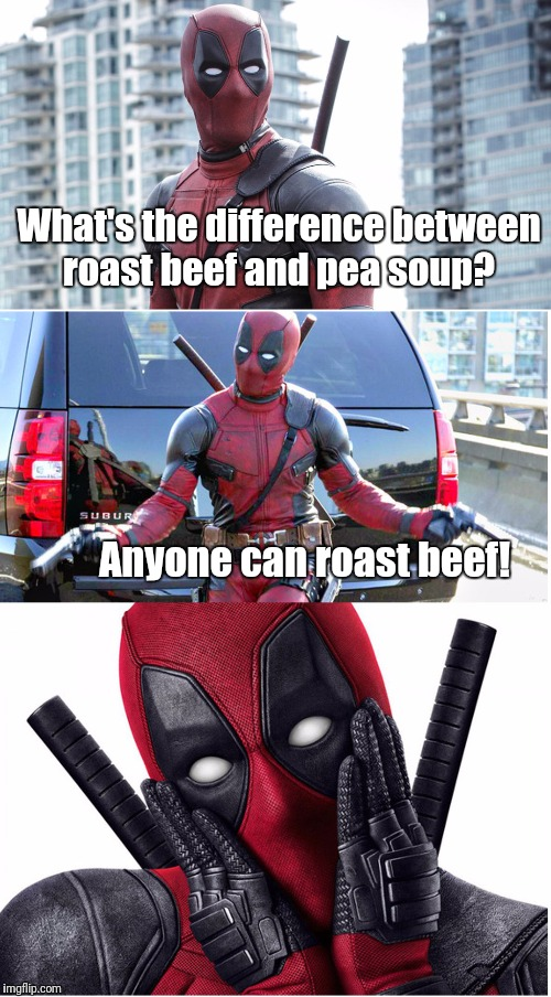Deadpool 2 Meme Image 04