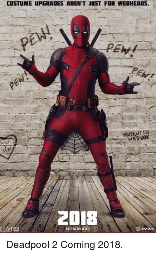 Deadpool 2 Meme Image 11