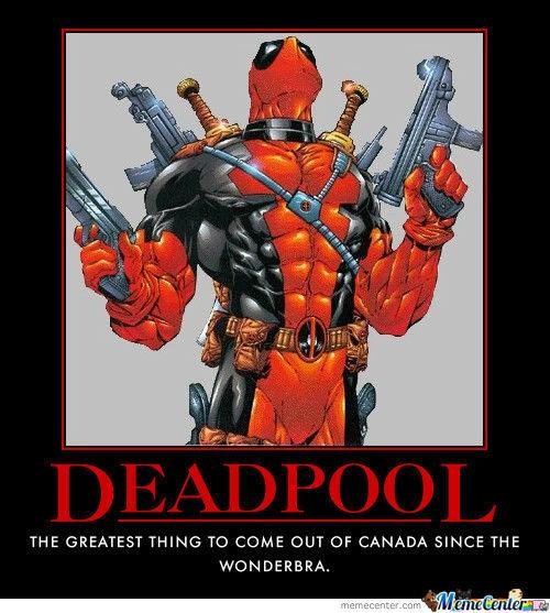 Deadpool 2 Meme Image 12