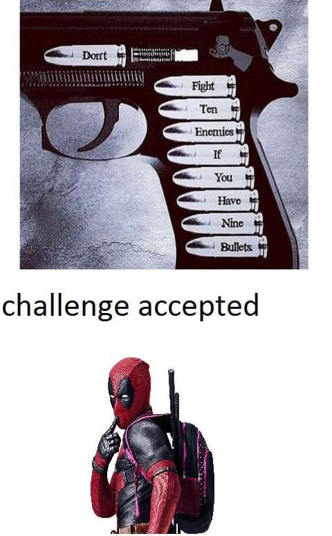 Deadpool 2 Meme Image 14