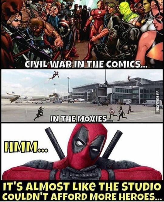 Deadpool 2 Meme Image 15