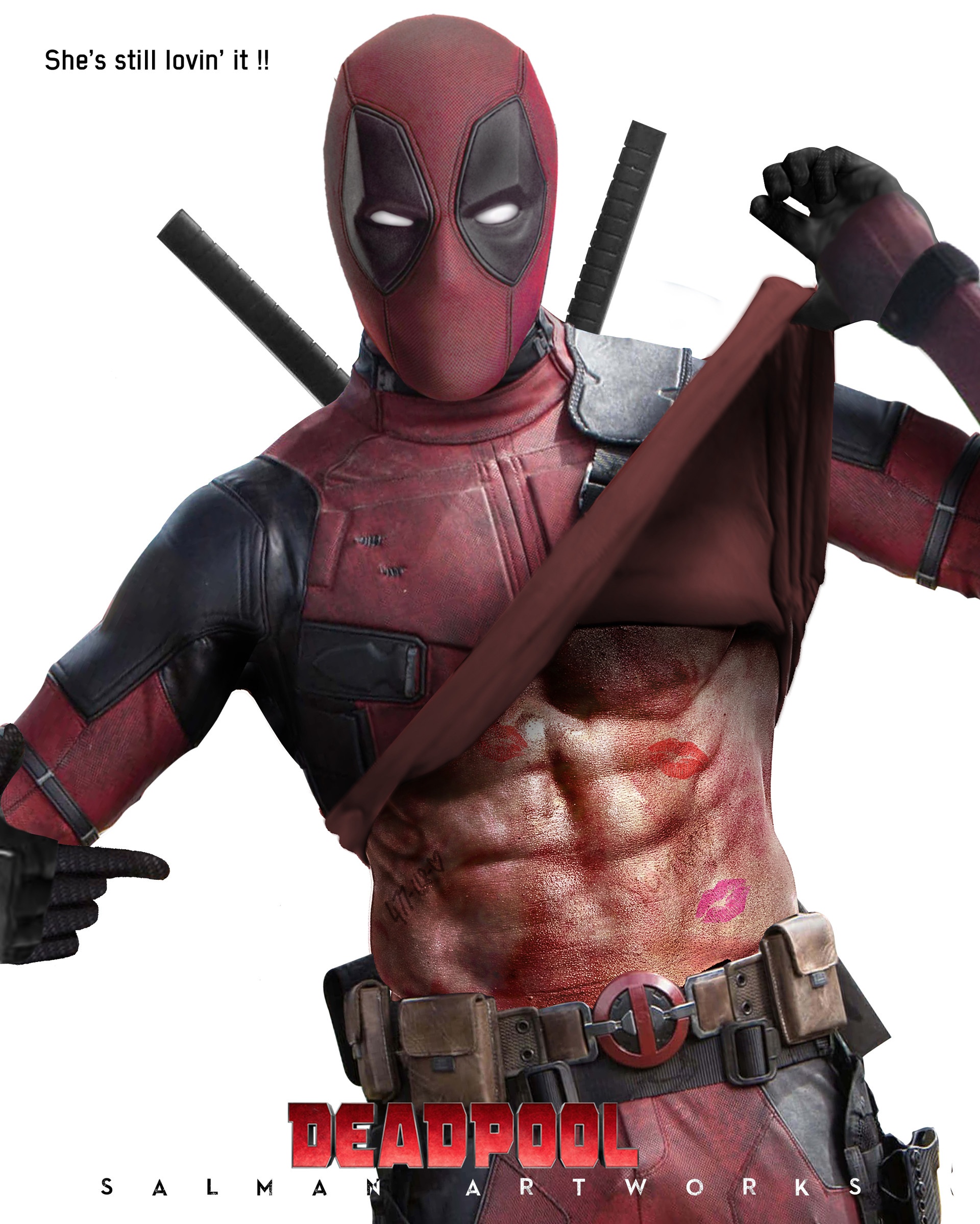 Deadpool 2 Meme Image 21