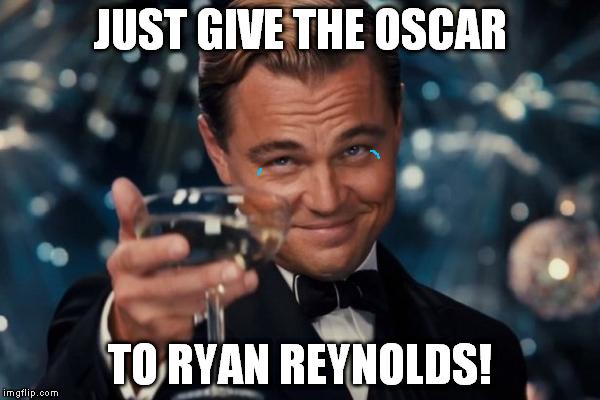 Ryan Reynolds Meme Image 12