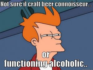 Craft Beer Meme Not Sure If Craft Beer Connoisseur Graphic