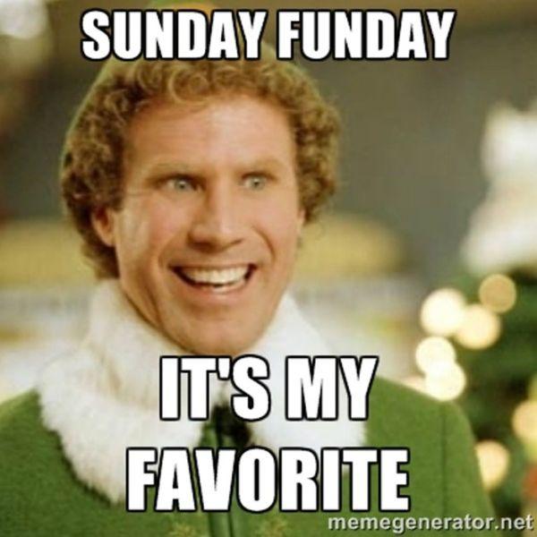 Sunday Funday It's My Favorite