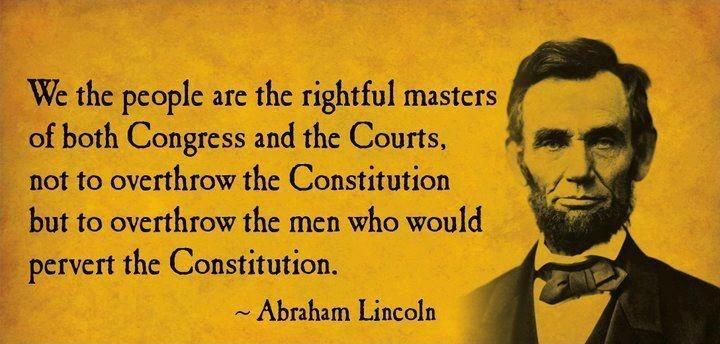 Amazing Abraham Lincoln Quotes