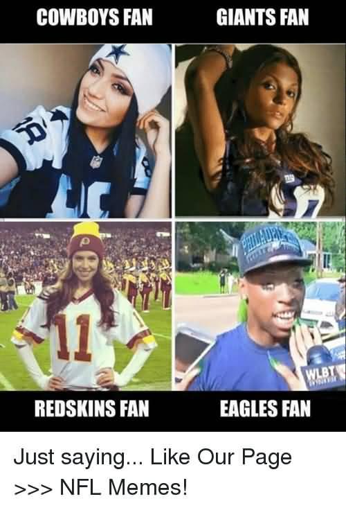 Cowboys Fan Giants Fan