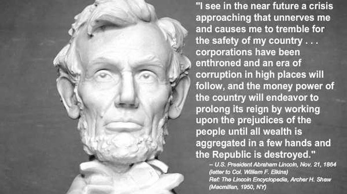 Exclusive Abraham Lincoln Quotes