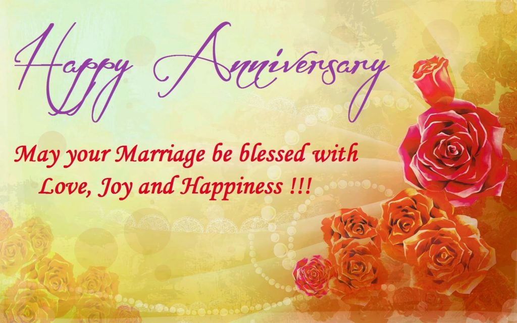 Exclusive Anniversary Wishes With Love Joy And Happiness