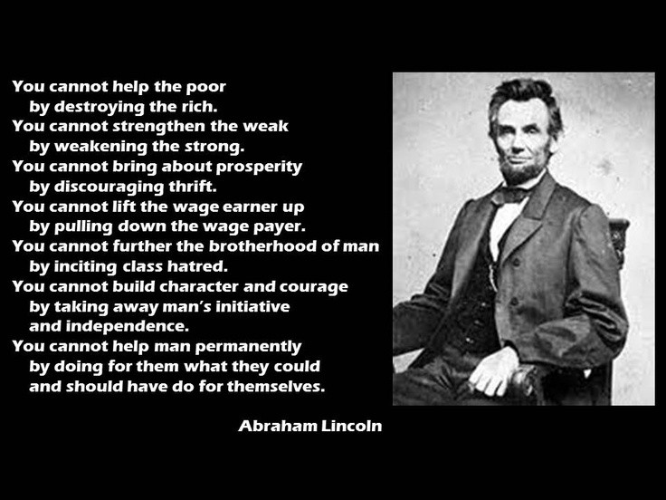 Extreme Abraham Lincoln Quotes