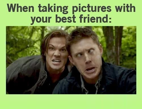Funny Ninja Memes When Taking Pictures With Your Best Friend Best friend Picture