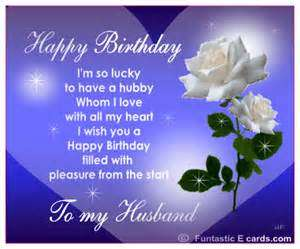 Happy Birthday Images For Husband Free Download Happy Birthday I'm So Lucky