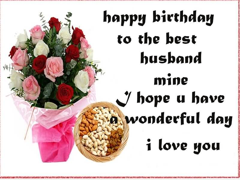 Happy Birthday To The Happy Birthday Images For Husband Free Download