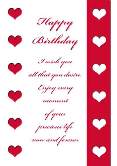 This is an image of Free Printable Birthday Cards for Him with niece