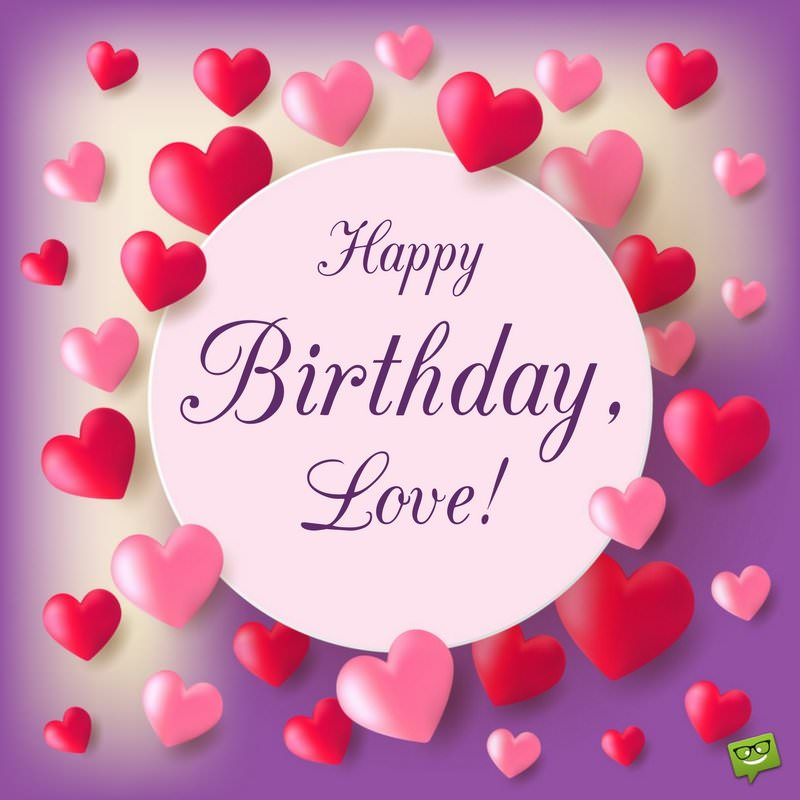Happy Birthday Wishes For Husband Images Free Download Happy Birthday, Love!