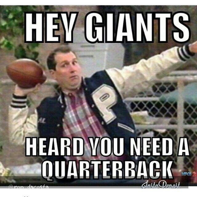Hey Giants Heard You